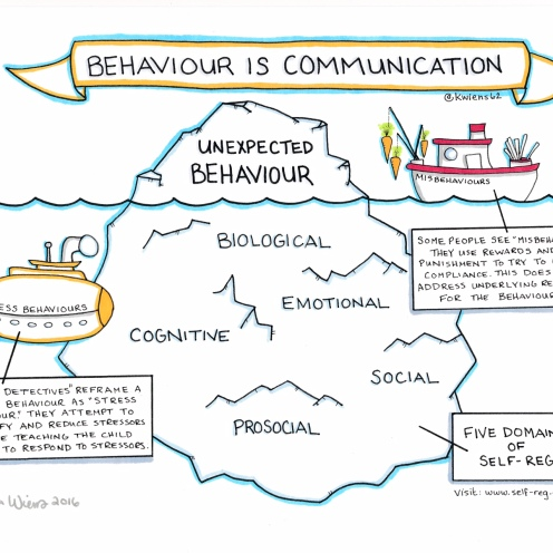 Behaviour is Communication